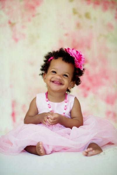 2014 | Vivienne, 1 year old