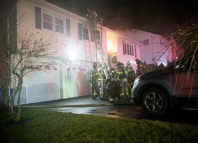 Structure Fire - 29 Eagle Dr, Newington, CT. - 1/16/21