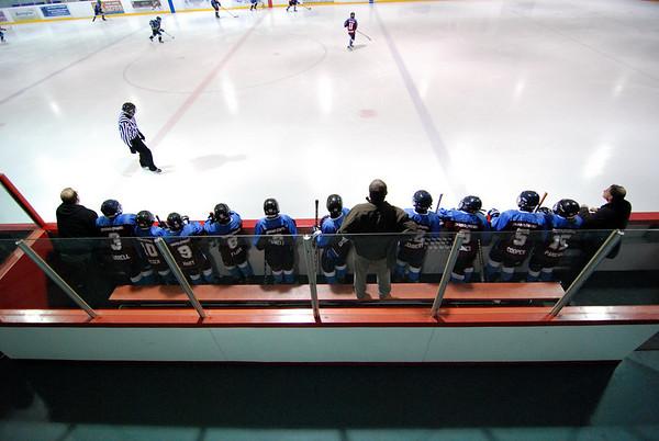 Danny semi-final hockey