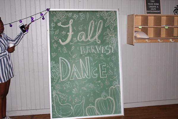 Fall Harvest Dance 2019
