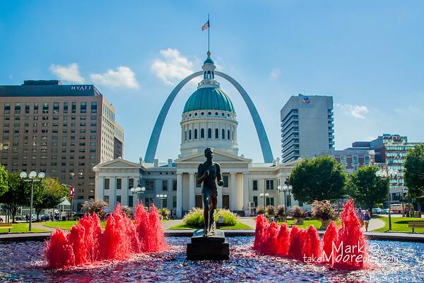St. Louis Parks & Attactions (Missouri Region)