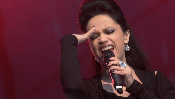 2014-06-15 koncert kapela Domazlice - Lucie Bila