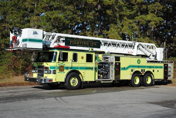 Bayville Fire Department-Station 17