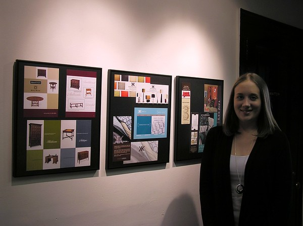 Alumni Art Reception