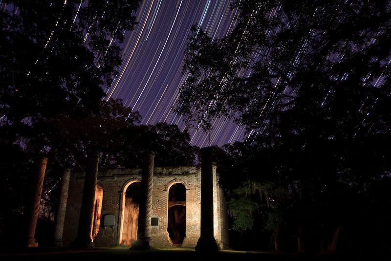 Old Sheldon Church Star Trails.jpg
