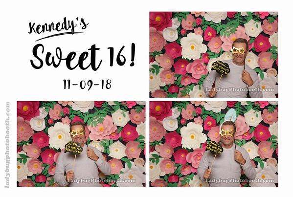 Kennedy's Sweet 16