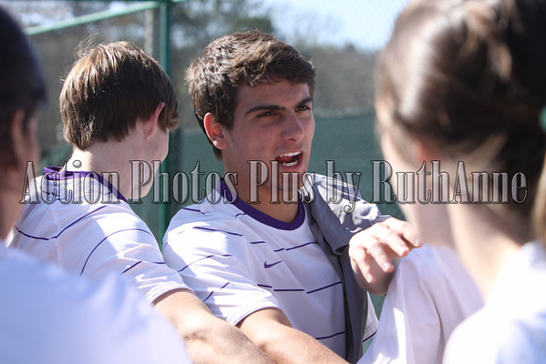 Tennis Varsity 2013