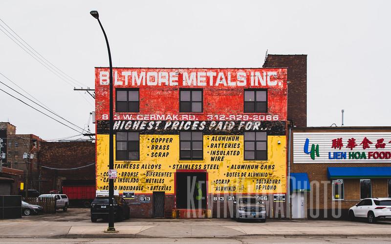 Biltmore Metals