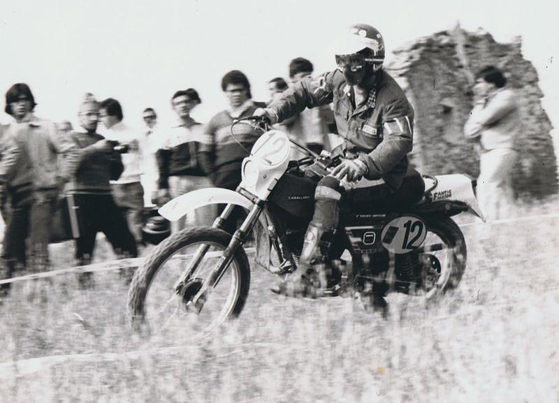 1980:Campione siciliano regolarità 50 cadetti.  Vinte 5 gare su sei e un ritiro per rottura del cambio.