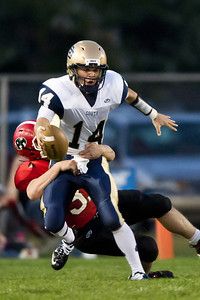 Grosse Pointe South v Port Huron, Football, 10-7-11