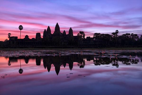 Angkor Twilight || Siem Reap Cambodia