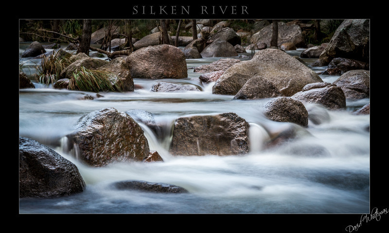 Silken River