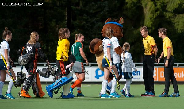 2017-10-08: HC Tilburg D1 - Were-Di D1