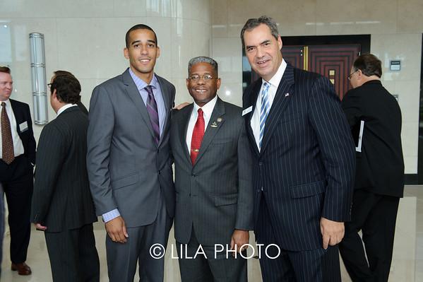 Congressman Allen West Leadership Luncheon