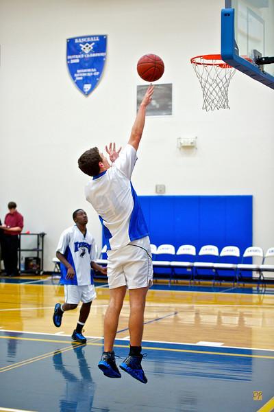 JV Basketball vs. Halifax Academy-January 14, 2011