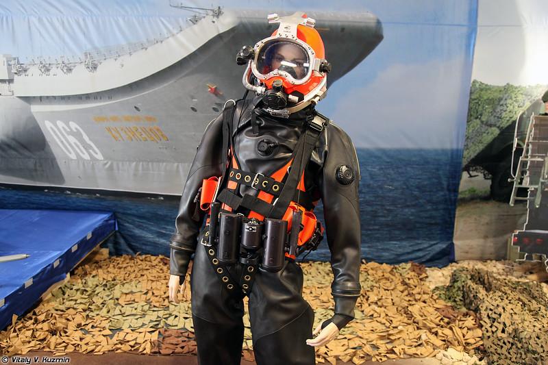 Снаряжение водолазное универсальное СВУ-5-1 (SVU-5-1 diving equipment)