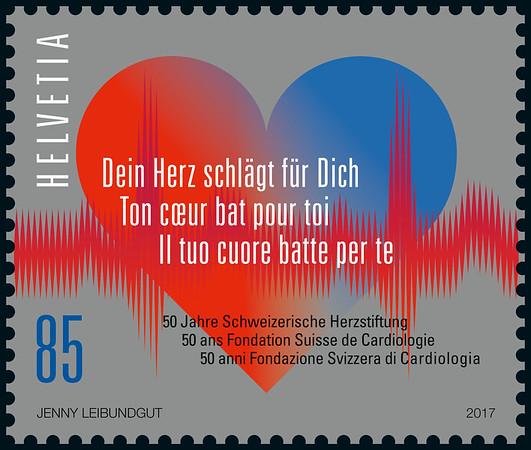 Briefmarken 2017