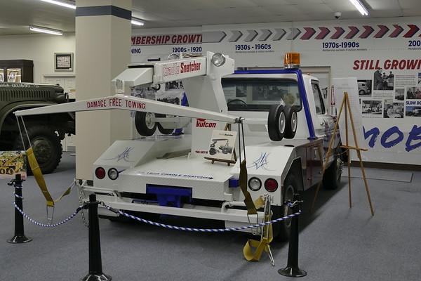 International Towing Museum Sept 2020