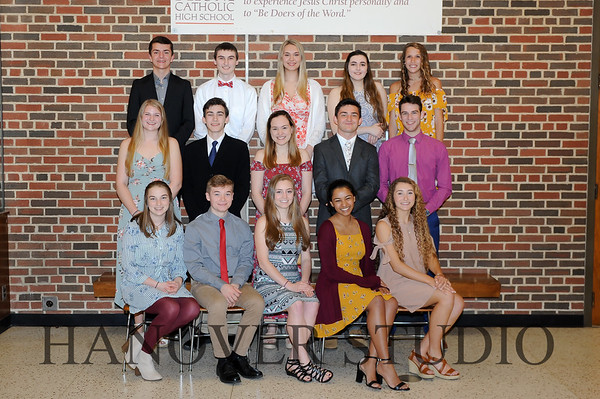 19 D ACADEMIC HONORS BANQUET