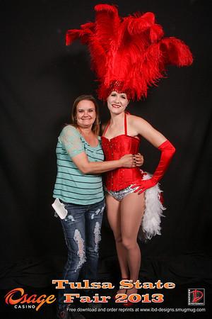 Tulsa State Fair SAT 10-5-13