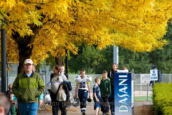 2011 8th Grade Football vs. Estacada