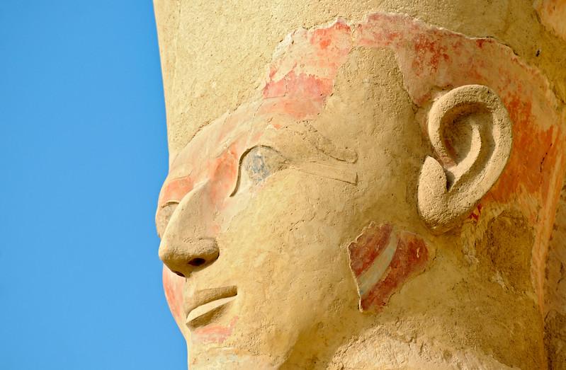 Queen Hatshepsut, Deir el Bahri