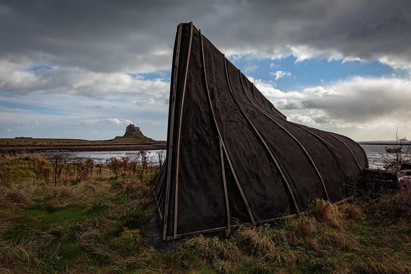 Lindisfarne Boatshed
