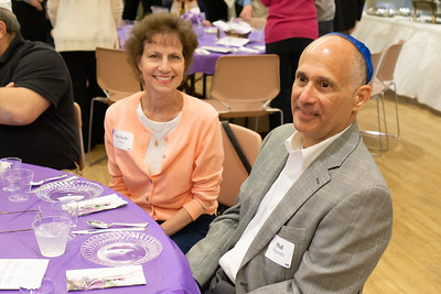 Shabbat Dinner Honoring Chai Members