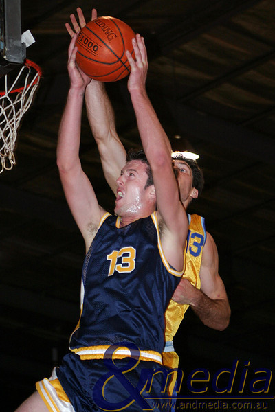 SBL Round Thirteen: Goldfields Giants vs Cockburn Cougars