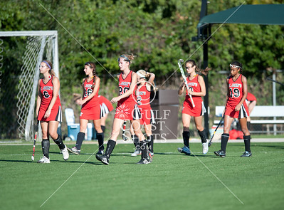 2011-10-20 Field Hockey Varsity Girls St. John's @ Kinkaid