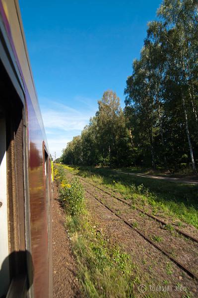 Krakow Train Poland