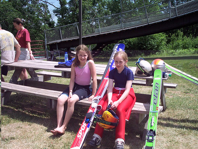 2006  Girl's Skijumping Training Camp