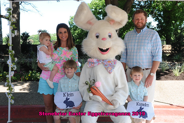 Stonebriar Country Club Easter Hunt-Sat