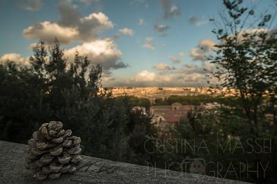 Rome - Hill Views