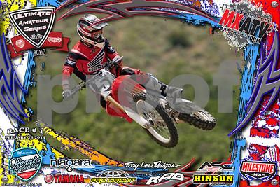 PRO TRACK RACE 16