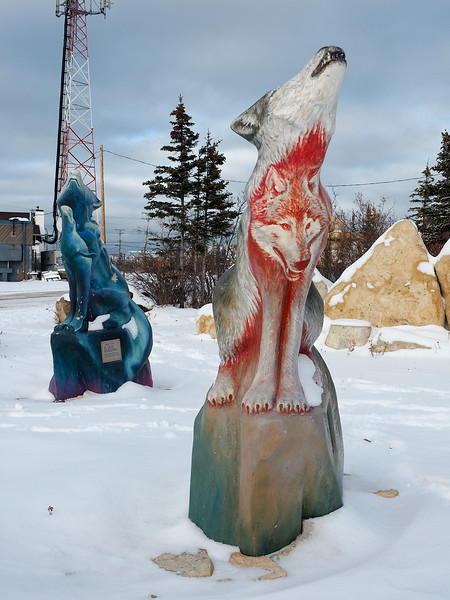 Art in Churchill, Manitoba