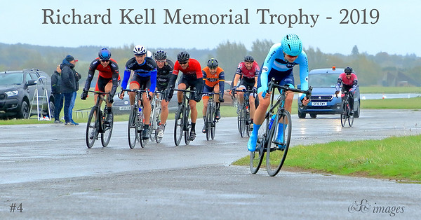 The 2019 Richard Kell Memorial Trophy - #4