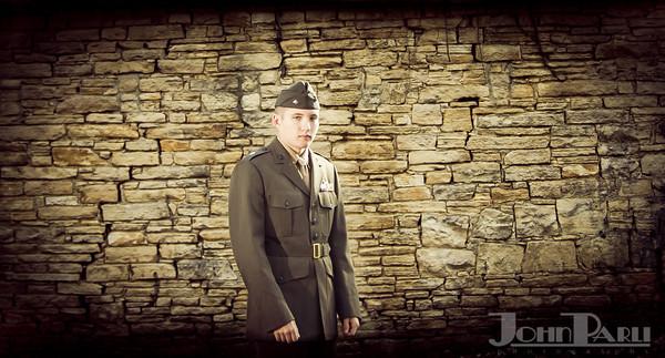Zack - Senior Pictures