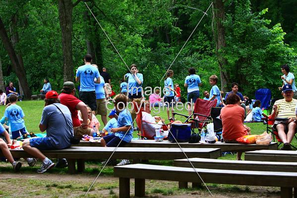 Strait Arrow day camp