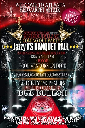 Westside Jewelz Coming Out Party