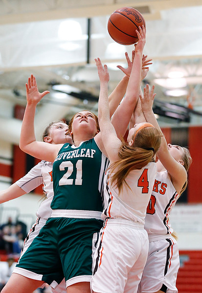 Cloverleaf outmuscles Buckeye to advance to district finals