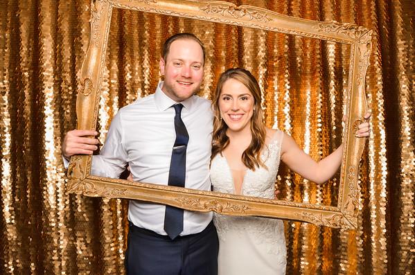 Catherine & Vince Wedding Photo Station
