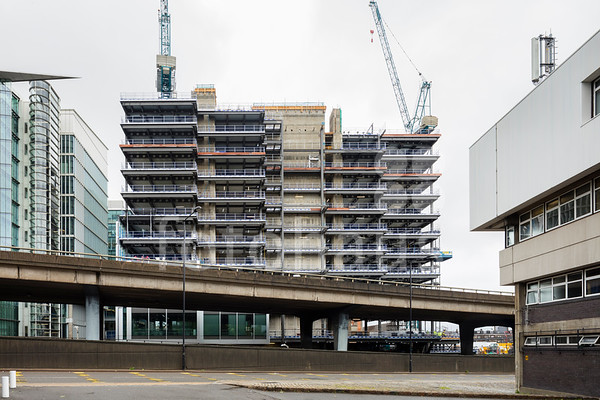 4 Kingdom St, Paddington - progress photos