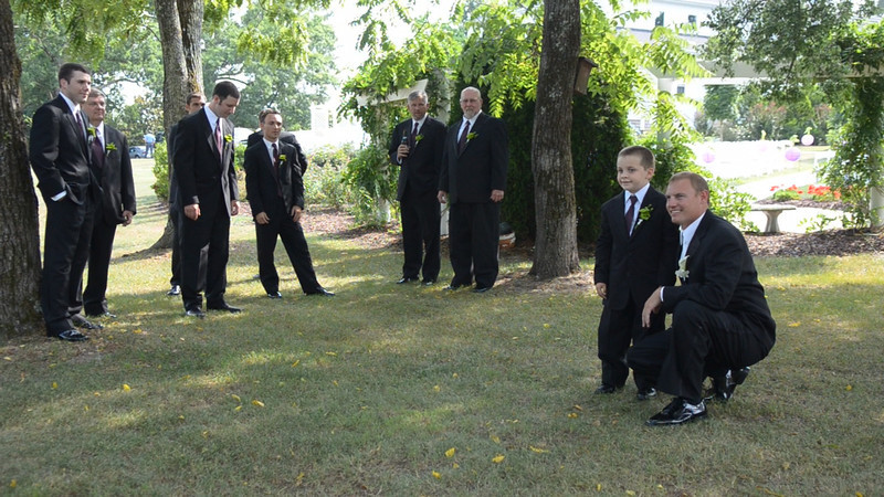 Groomsmen photos, JG Ferguson