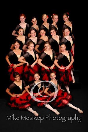 Ballet 8/9 - 5:45