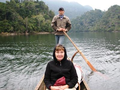 2006 Vietnam - Ba Be Lake