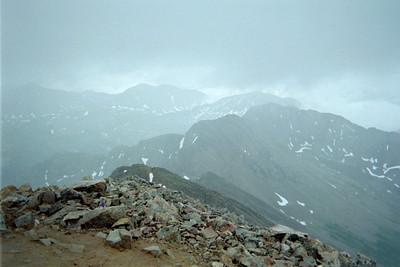 Huron Peak 7-29-2005