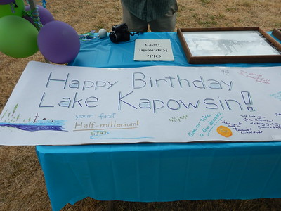 2018 July 7 Lake Kapowsin Appreciation Day
