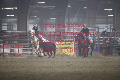 12. Steer Wrestling