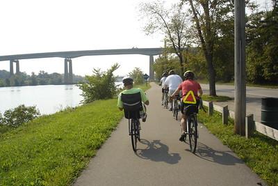 Canada: Ottawa and The Rideau Canal Bike
